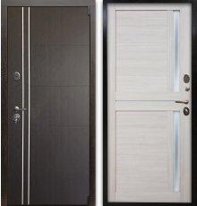 Дверь Воевода Сотник-4 В-8 Самшит белый