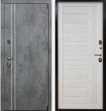 Дверь Воевода Сотник-4 ТБ В-10 Самшит белый