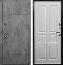 Дверь Воевода Сотник-4 ТБ В-11 Роял вуд белый