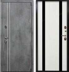 Дверь Воевода Сотник-4 ТБ В-2 Белое дерево