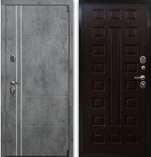 Дверь Воевода Сотник-4 ТБ В-3 Венге