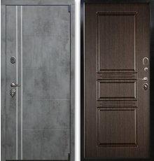 Дверь Воевода Сотник-4 ТБ В-4 Венге