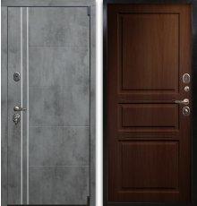 Дверь Воевода Сотник-4 ТБ В-4 Орех бренди