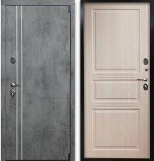 Дверь Воевода Сотник-4 ТБ В-4 Сандал белый