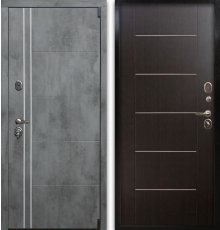 Дверь Воевода Сотник-4 ТБ В-6 Венге