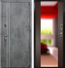 Дверь Воевода Сотник-4 ТБ В-7 Венге