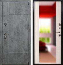 Дверь Воевода Сотник-4 ТБ В-7 Сандал белый