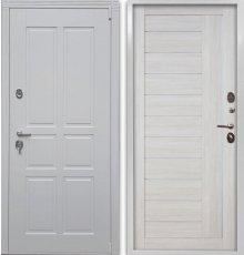 Дверь Воевода Сотник-5  В-10 Самшит белый фото