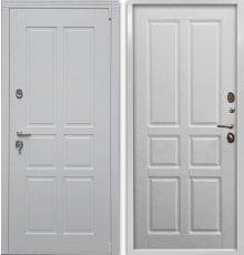 Дверь Воевода Сотник-5  В-11 Роял Вуд белый фото