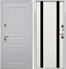 Дверь Воевода Сотник-5  В-2 Белое дерево фото