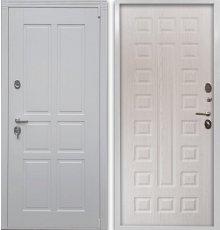 Дверь Воевода Сотник-5  В-3 Дуб беленый