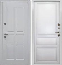 Дверь Воевода Сотник-5  В-5 Эмаль белая