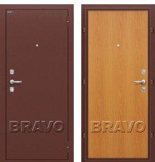 Дверь Bravo Стандарт Л-12 Миланский орех фото