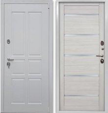 Дверь Воевода Сотник-5  В-9 Самшит белый