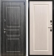 Дверь Воевода Сотник-2 ШП-1 Дуб беленый