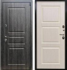 Дверь Воевода Сотник-2 ШП-3 Дуб беленый