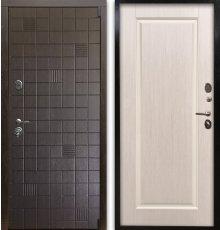 Дверь Воевода Сотник-3 ШП-1 Дуб беленый
