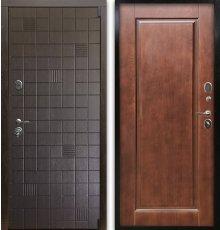 Дверь Воевода Сотник-3 ШП-1 Дуб темный