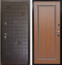 Дверь Воевода Сотник-3 ШП-1 Орех