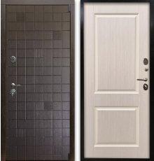 Дверь Воевода Сотник-3 ШП-2 Дуб беленый