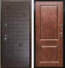 Дверь Воевода Сотник-3 ШП-2 Дуб темный