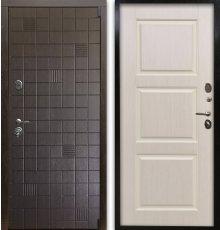 Дверь Воевода Сотник-3 ШП-3 Дуб беленый