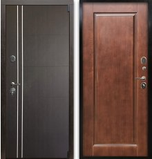 Дверь Воевода Сотник-4 ШП-1 Дуб темный