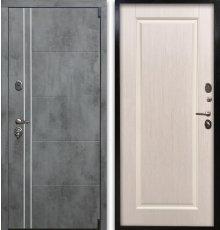 Дверь Воевода Сотник-4ТБ ШП-1 Дуб беленый