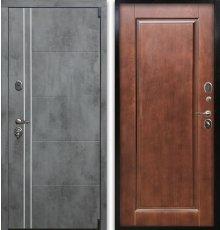 Дверь Воевода Сотник-4ТБ ШП-1 Дуб темный