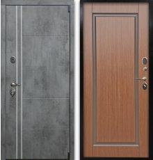 Дверь Воевода Сотник-4ТБ ШП-1 Орех