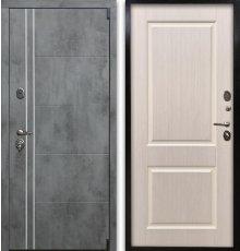 Дверь Воевода Сотник-4ТБ ШП-2 Дуб беленый