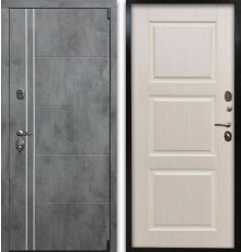 Дверь Воевода Сотник-4ТБ ШП-3 Дуб беленый