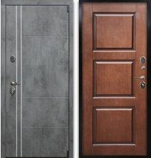 Дверь Воевода Сотник-4ТБ ШП-3 Дуб темный