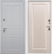 Дверь Воевода Сотник-5 ШП-1 Дуб беленый