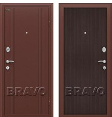 Дверь Bravo Door Out 201 Wenge Veralinga фото