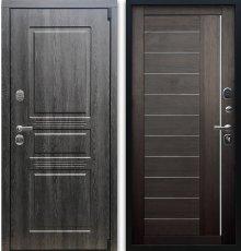 Дверь Воевода Лучник-2 В-10 Венге