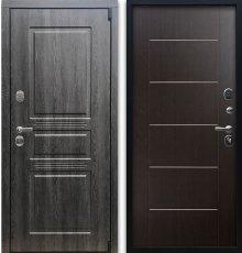 Дверь Воевода Лучник-2 В-6 Венге