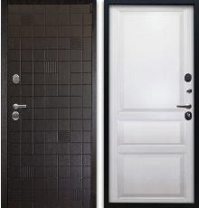 Дверь Воевода Лучник-3 В-5 Эмаль белая