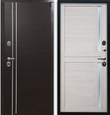 Дверь Воевода Лучник-4 В-8 Самшит белый