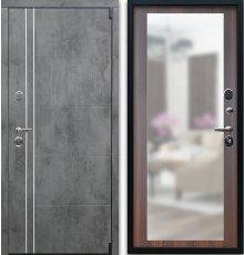 Дверь Воевода Лучник-4Б В-1 Дуб Филадельфия Коньяк