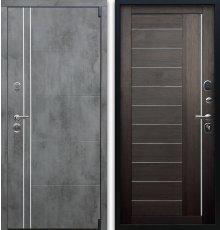 Дверь Воевода Лучник-4Б В-10 Венге