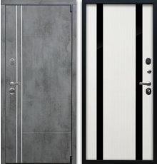 Дверь Воевода Лучник-4Б В-2 Белое дерево