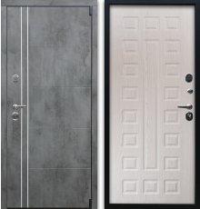 Дверь Воевода Лучник-4Б В-3 Беленый дуб