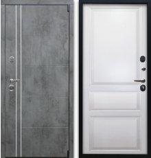 Дверь Воевода Лучник-4Б В-5 Эмаль белая