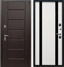 Дверь Воевода Лучник-6 В-2 Белое дерево
