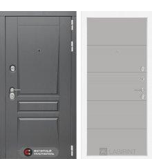 Дверь Лабиринт Платинум 13 - Грей софт