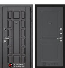 Дверь Лабиринт Нью-Йорк 11 - Графит софт