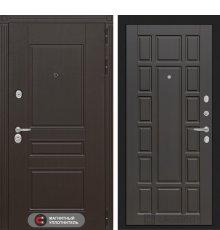 Дверь Лабиринт Мегаполис 12 - Венге