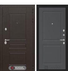 Дверь Лабиринт Мегаполис 11 - Графит софт