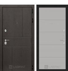 Дверь Лабиринт URBAN 13 - Грей софт